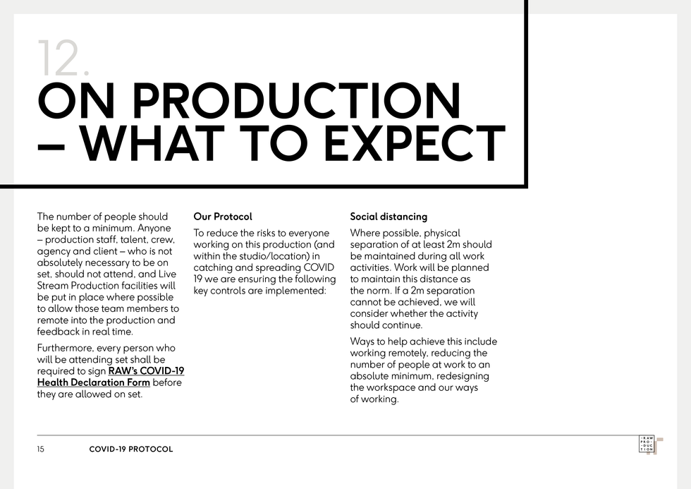HS159_Raw Production_Covid19 Protocol PD