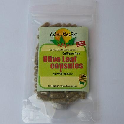 Olive Leaf Capsules