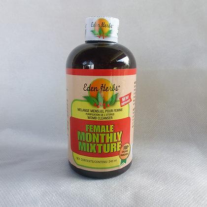 Female Monthly Mixture (Glycerine)