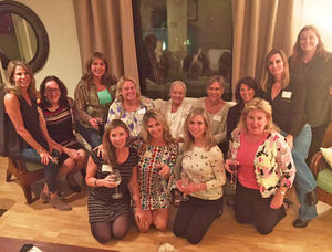 Coronado Women Who Wine Come Together For A Cause
