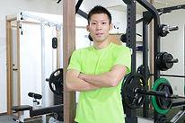 福山市トレーナー大賀