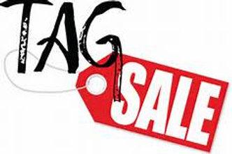 NIA Family Tag Sale - MEMBER