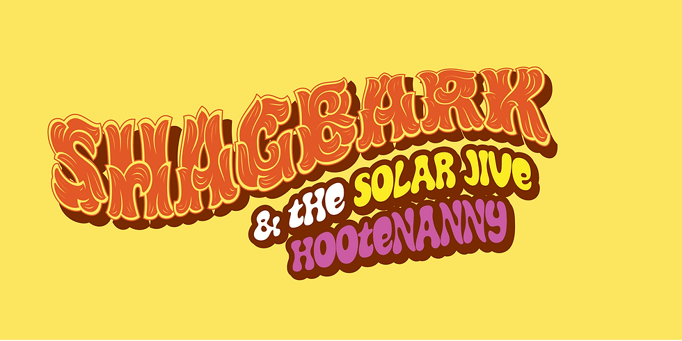 Music Under the Stars w/ Shagbark and the Solar Jive Hootenanny
