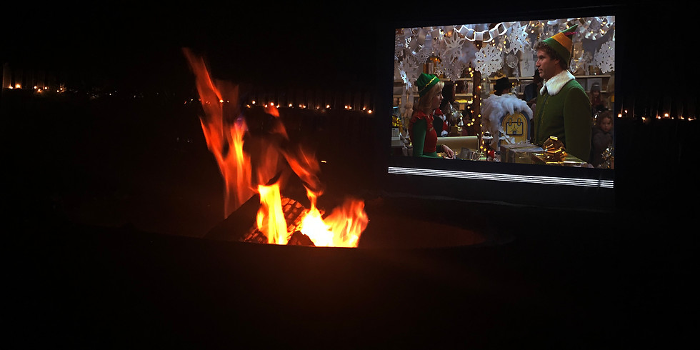NIA Fire Pit Night - Christmas Eve Eve Evening - Session 1