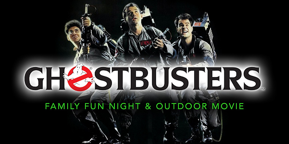 NIA Family Fun Night + Outdoor Movie