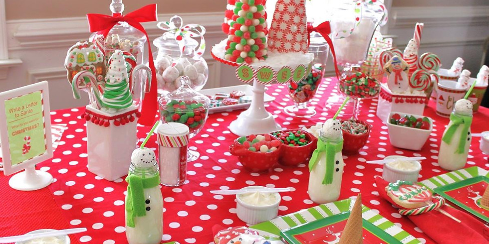NIA Kid's Holiday Party - MEMBERS ONLY!