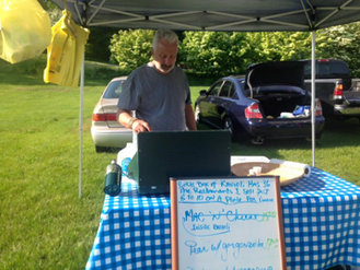 Vendor of the Week: Neil from Bongo and Cappaci