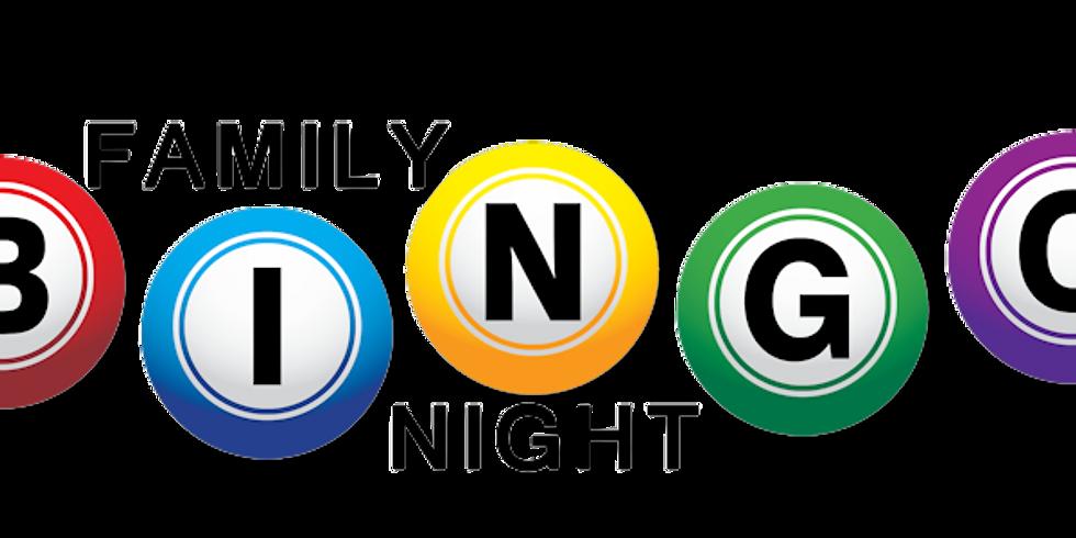 Family Fun Friday: Bingo