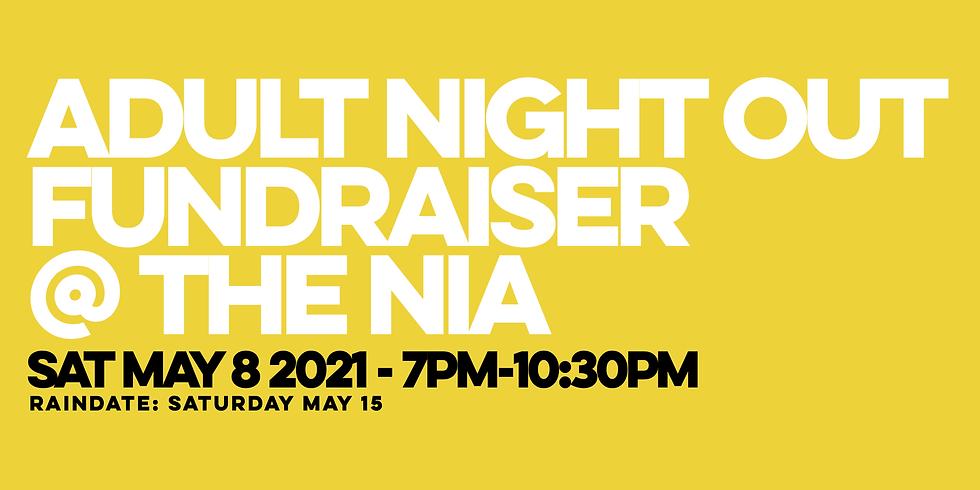 NIA Spring Wine & Craft Beer Night + Music Under the Stars