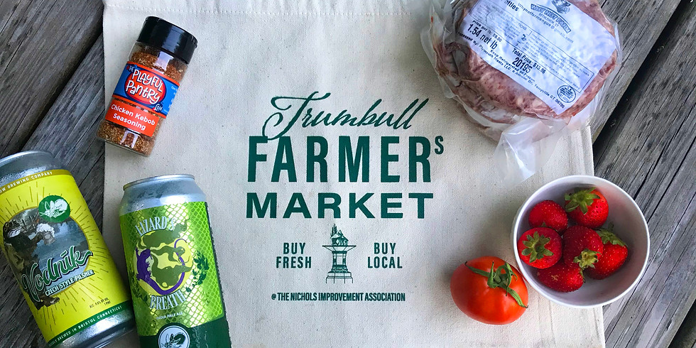 Friend of the Trumbull Farmers' Market Party