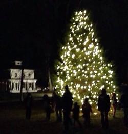 NIA Tree Lighting