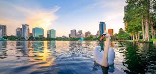 Lake Eola Florida