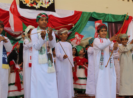 49th National Day of Oman Celebrations at CPS