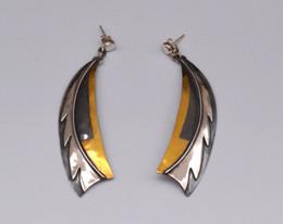 Southwestern Feather Earrings
