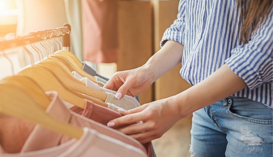 Making Sure Your Clothes Spark Joy