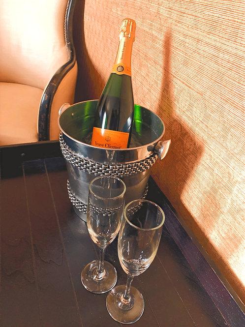 Champagne & Poem