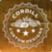Cordill Custom Designs Bottlecap Logo wi