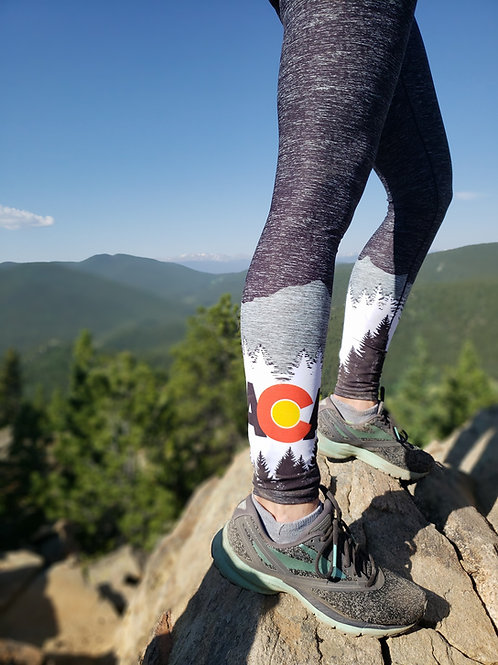 Colorado Threads ACA Official Leggings