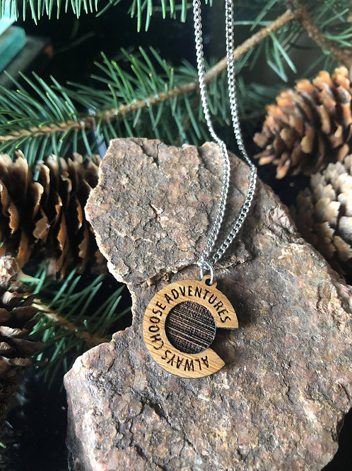 Colorado Always Choose Adventures Necklace