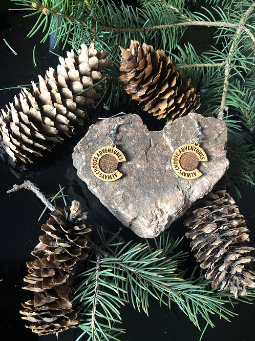 Colorado -Dangle Earring - ACA