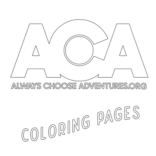 ACA Coloring Pages
