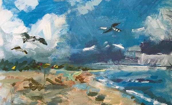 Seagulls, 2015
