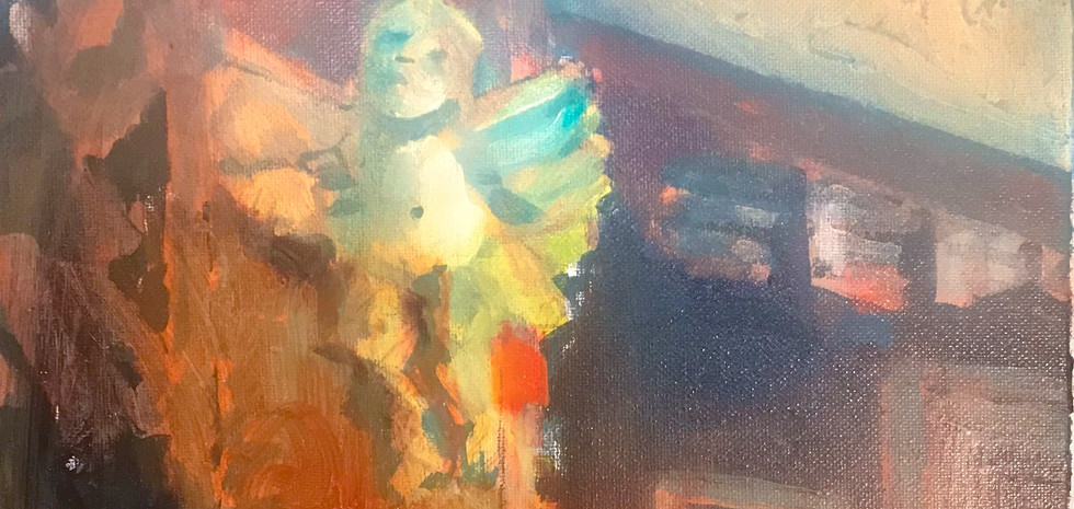 Angel, 2018