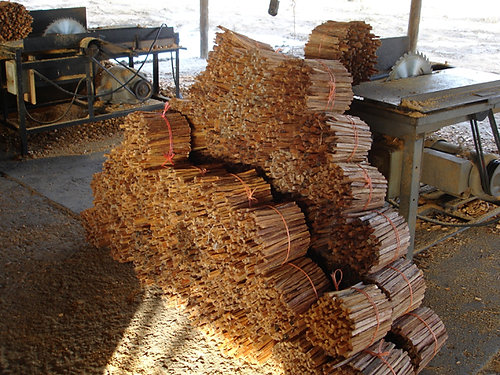wholesale quantities of fatwood - Fatwood