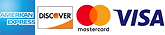 Visa Mastercard Discover American Expres