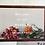 Thumbnail: スケルトンウェルカムボードC(フレーム3色)透明・クリア