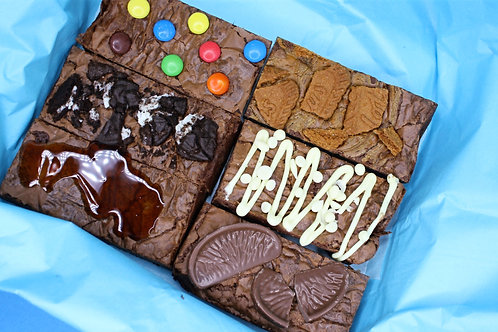 Mixed Flavour Brownie Box