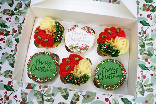 Cupcake and Biscuit Box