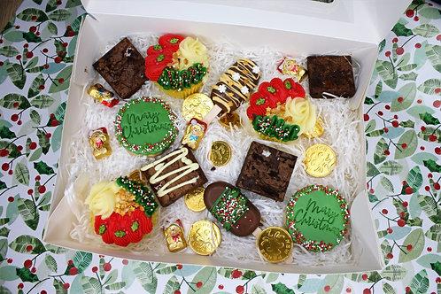 Medium Christmas Mixed Box