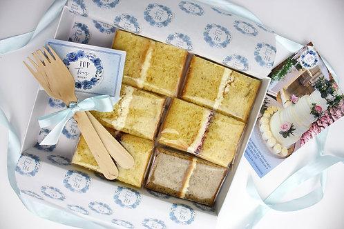 Wedding Cake Sample Boxes