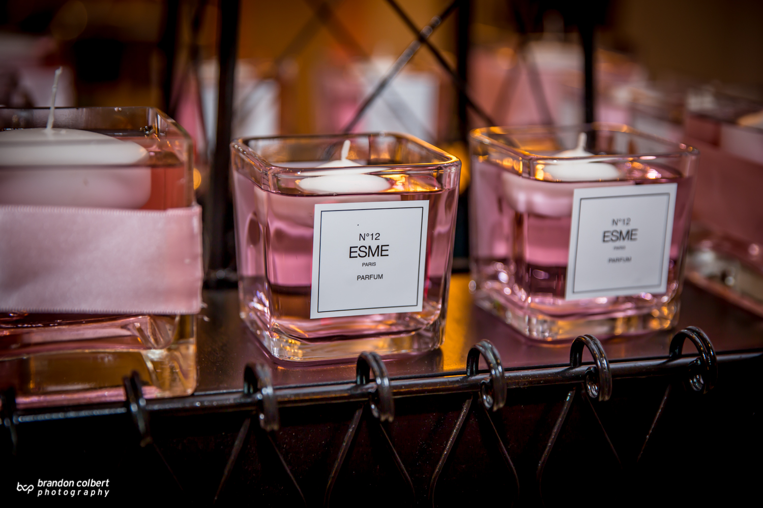 Chanel Candles
