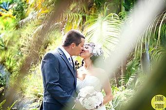 San Diego Botanical Gardens, San Diego Wedding, San Diego Botanic Gardens Wedding