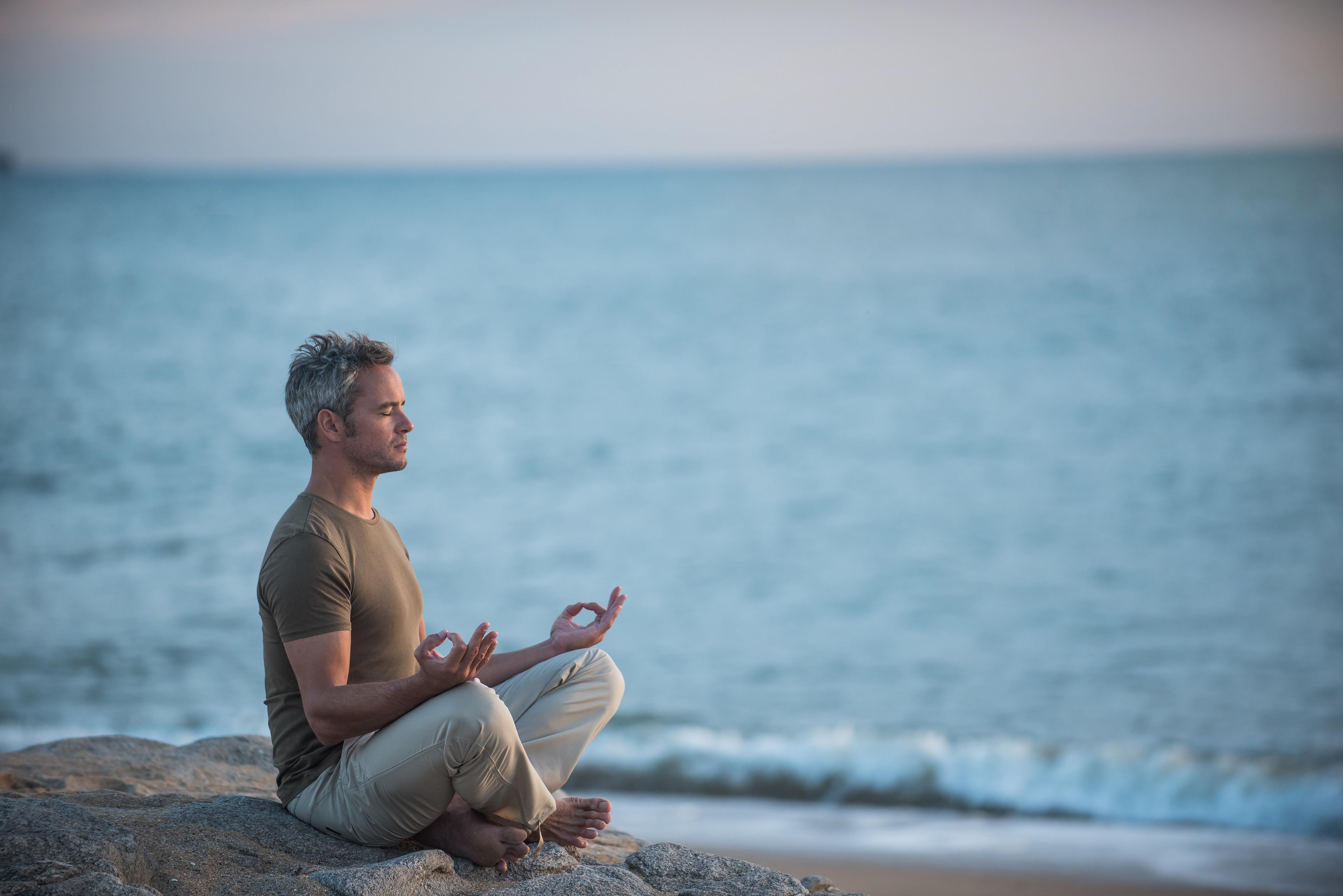 Rockwater Sunrise Meditation
