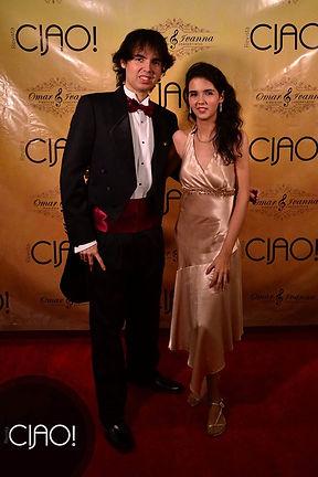 Omar e Ivanna CIAO