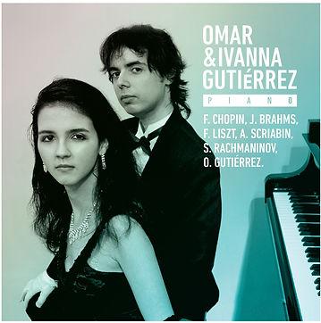 CD hecho en España Omar e Ivanna