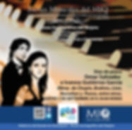 Concierto en Museo Quijote Guanajuato Omar e Ivanna