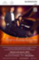 Concierto en CECUT presentación de disco Omar e Ivanna