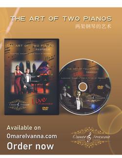 artwork portada dvd live in SH
