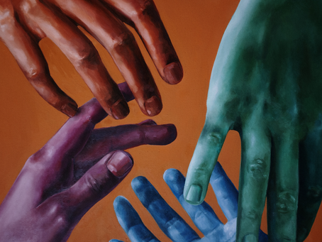 'HOPE AND CONNECTEDNESS'             by ERASMUS NDULUE. ESSAY.
