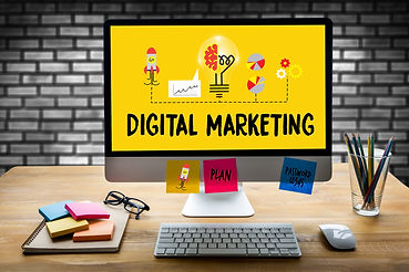 DIGITAL MARKETING  new startup project .