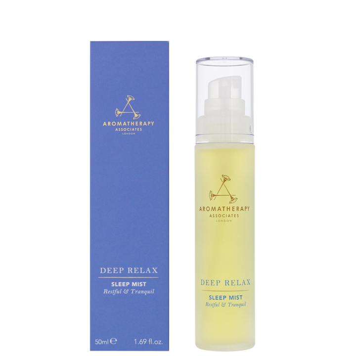 The Lifestyle Guide, Aromatherapy Deep Relax Sleep Mist