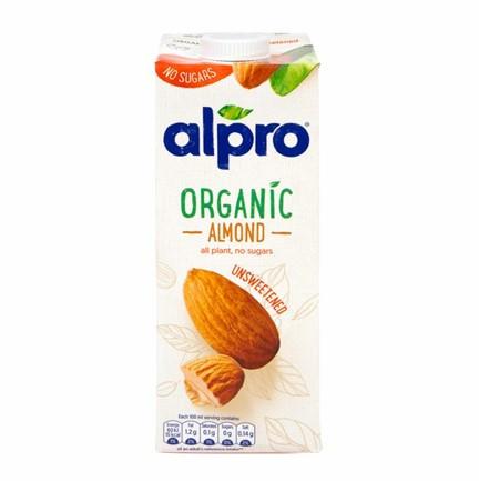 Alpro Organic Milk, The Lifestyle Guide