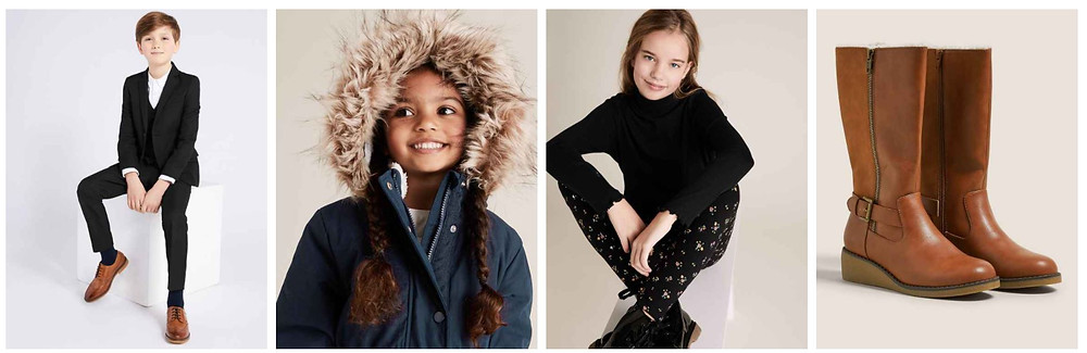 M&S KIDS SALE, WOMENSWEAR, THE LIFESTYLE GUIDE