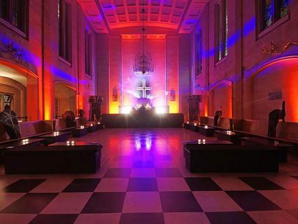Dutch Hall Christmas Party Venue