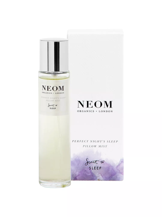 NEOM Perfect Night's Sleep Pillow Mist, The Lifestyle Guide