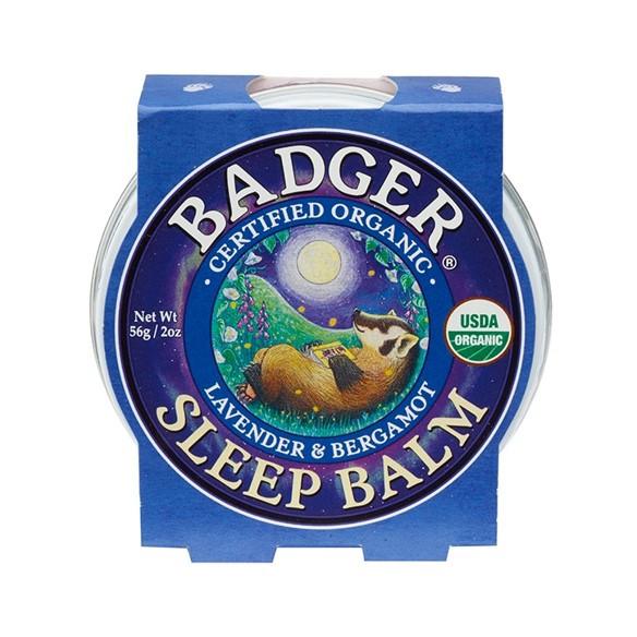 Badger Sleep Balm, The Lifestyle Guide,